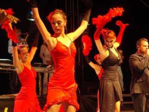 Les danseuses Espagnoles des COVES