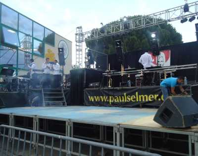 l'Orchestre Paul SELMER