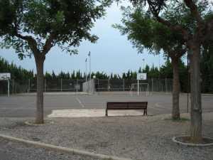 Avenue des Lauriers Les Cours de Tennis