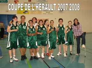 BASKET - Sniors Filles
