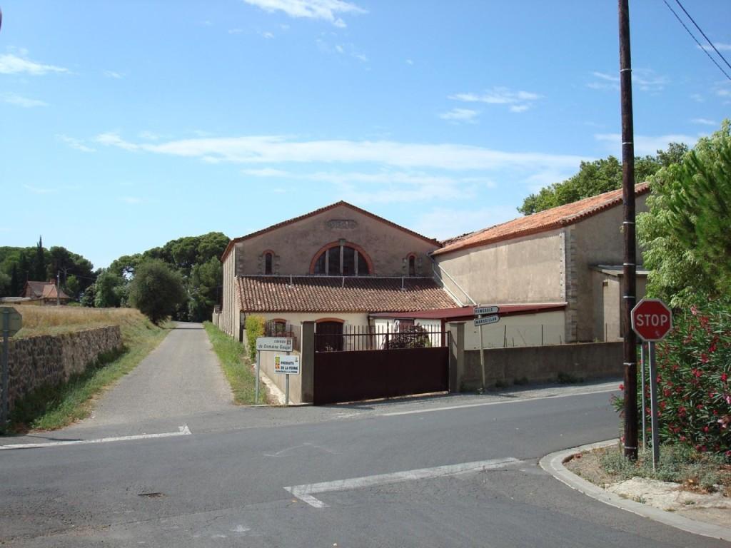Domaine GAUJAL Construit en 1909