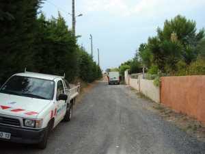 Chemin des Sophoras