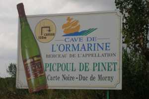 Cave de l'ORMARINE
