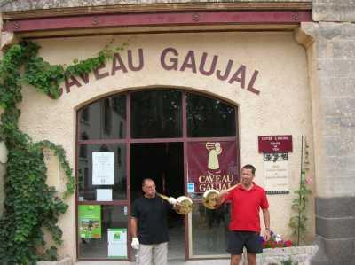 2005 ---- Fanfare GAUJAL Bernard BREUIL Christophe DAUM