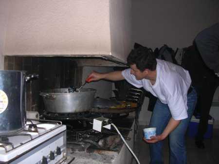 Repas Fin d'ANNEE 2005 de l'ECURIE PINETOISE
