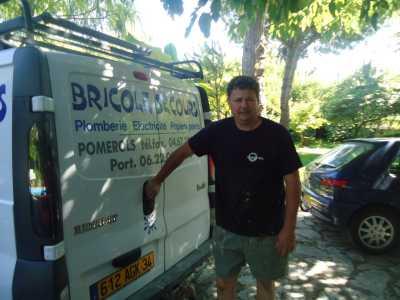 Eric JACQUINET ---- Bricole Secours ---- 04.67.30.27.84 06.22.03.05.88 bricole.secours@wanadoo.fr