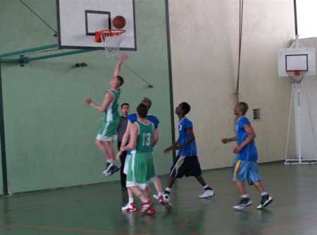 BASKET SENIORS - match du 26.03.2006