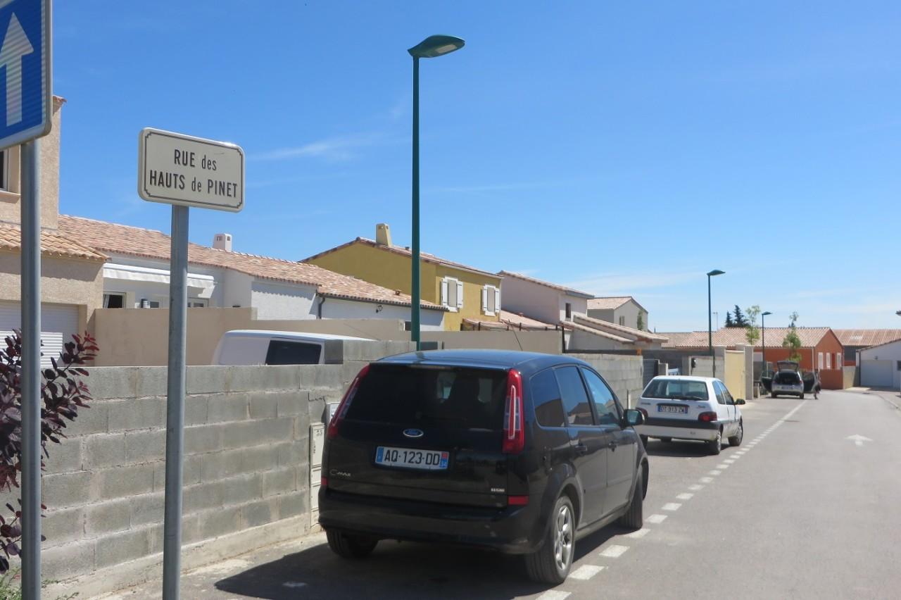 Rue des Hauts de PINET