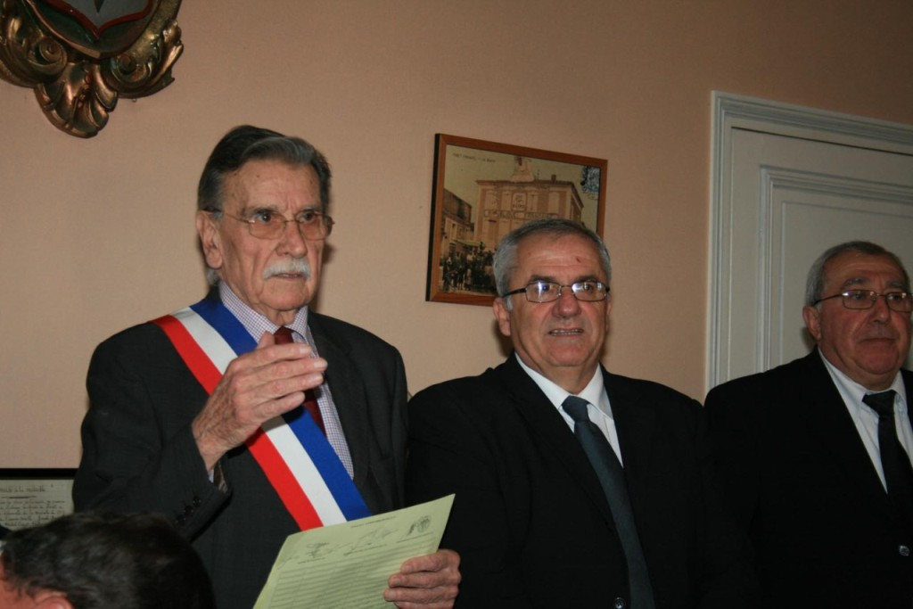 dernier discours de Pierre THIEULE