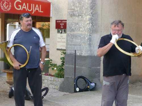 Jacky et Jean Luc GALZY