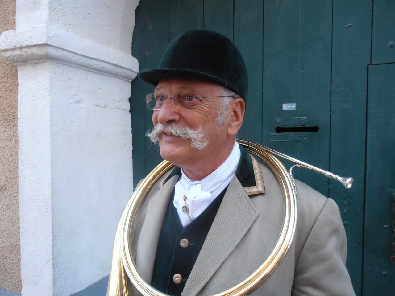 Bernard BREUIL ---- les Corps de Chasse du Caveau Gaujal