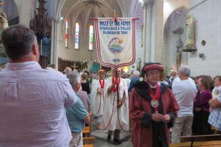 Sortie de la Messe