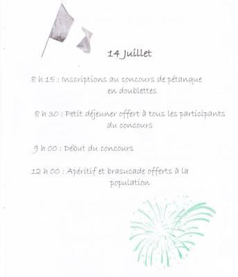 Highlight for Album: Fêtes de l'Eté 2011