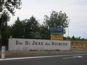 Le Domaine St Jean des Sources