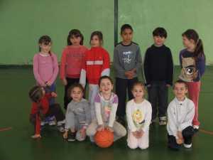 Mini poussins 2007
