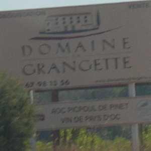 Domaine de la GRANGETTE - 04.67.98.13.56