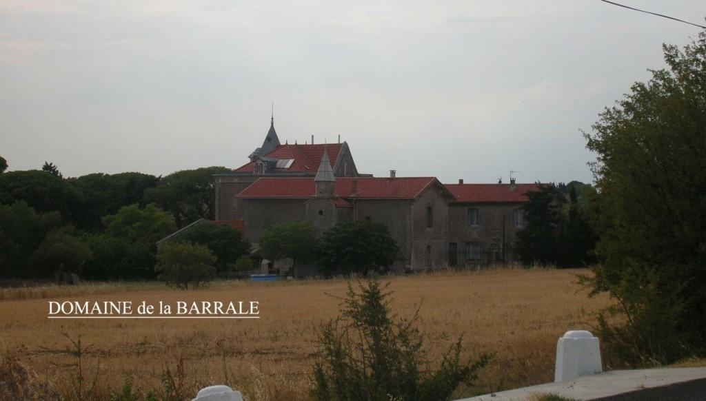 Domaine de la Barrale