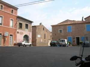 Place de l'ancienne Poste 2005
