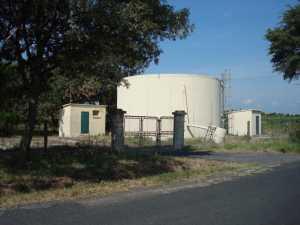 Route des Plages la Station d'Epuration