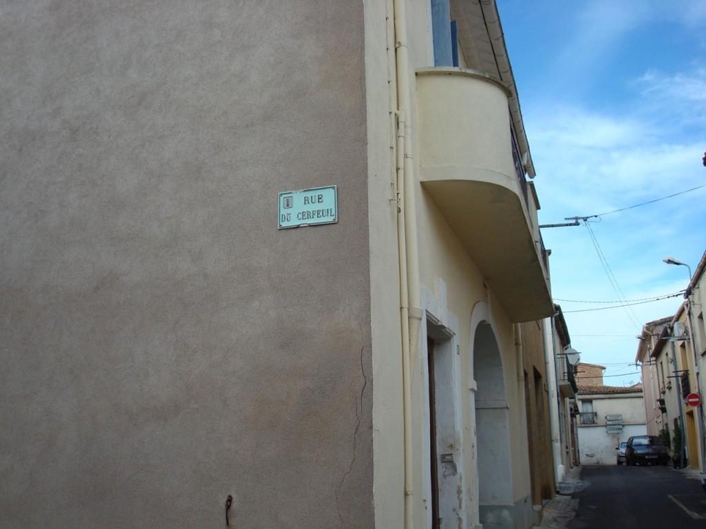 Rue du Cerfeuil