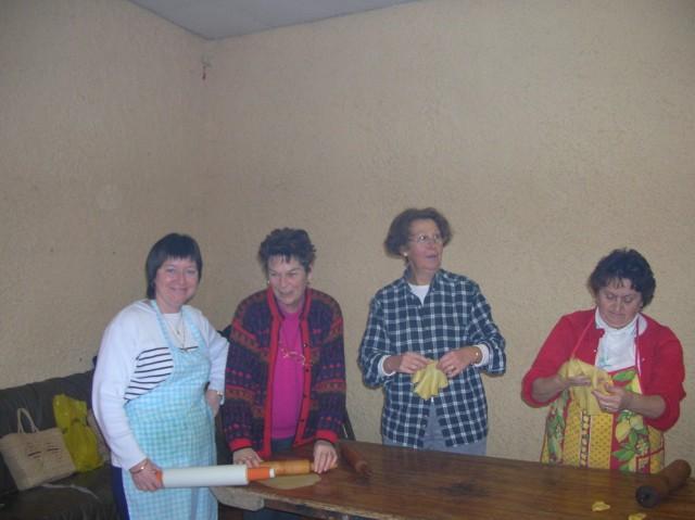 Carole, Mle PY, Mme VISTUERE, Josy