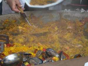 La Paella On compte les grains de riz