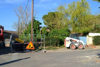 Highlight for Album: les Travaux chemin du Parc  sont terminés