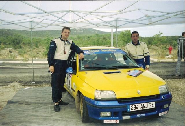 Michael PETRE et Eric VERNET