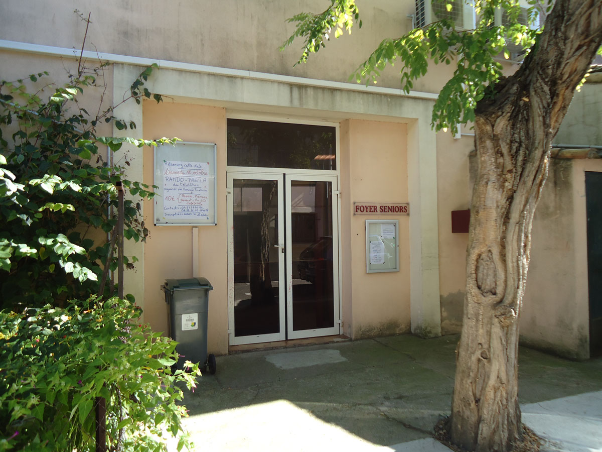 Foyers des SENIORS rue des Accacias