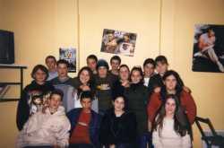 Vacances - Salle des jeunes