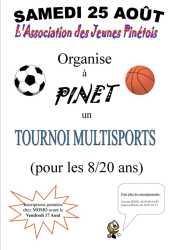 Tournoi multisports