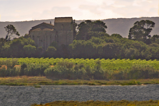 La Cathedrale de Maguelone