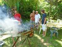 la Brouette barbecue