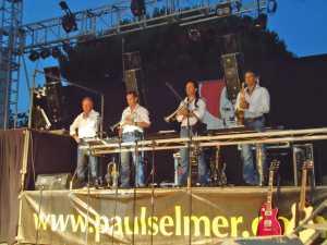 l'Orchestre de Paul SELMER ---- Paul SELMER 2008