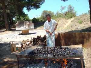 Claude MIRAMONT Chef des Moules
