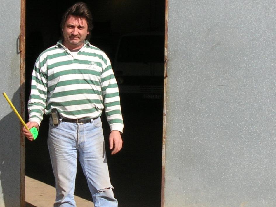Patrick AZEMA - Le FERRONIER du VILLAGE 06.73.24.39.69