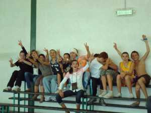 Les jeunes Supporters du PCP