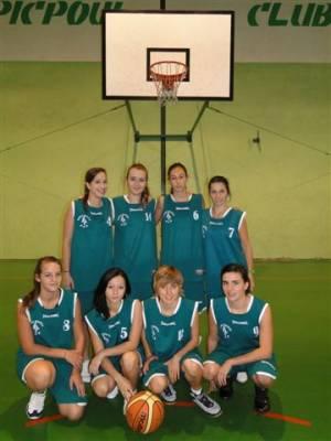 Photo-titre pour cet album:  Equipes de BASKET pour la saison 2011/2012