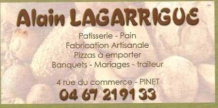 Boulangerie LAGARRIGUE