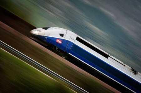 TGV le projet avance
