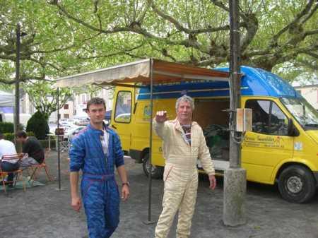 Rallye du VAL d'AGOUT1er Mai 2006