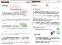 Budget Primitif 2009 Ecoles Personnels