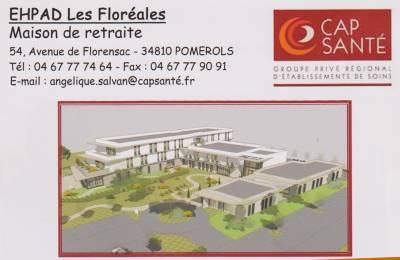 """Photo-titre pour cet album: Résidence """"Les FLOREALES"""""""