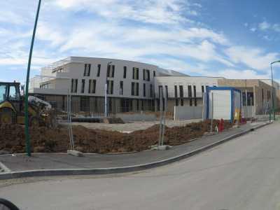 La nouvelles Maison de Retraite POMEROLS / PINET