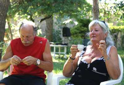 Edouard et Marie-Rose LEFEBVRE (Vias)