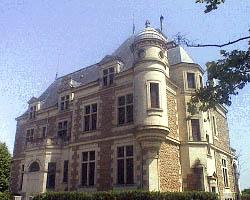 Le CHATEAU de PINET - construit en 1903