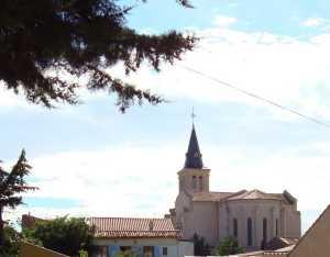 L'Eglise de PINET