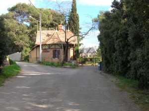 La maison du gardien du CHATEAU de PINET