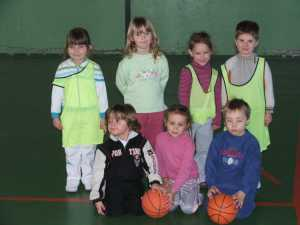 Initiation Basket 2007