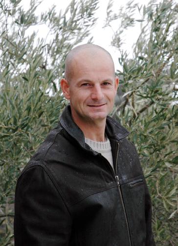 David CARDONA ---- Viticulteur ---- Conseiller Municipal